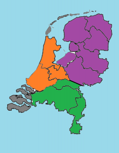 gebied verdeling Pelletkachel Techniek